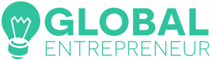 Global Entrepreneur logo Green 3