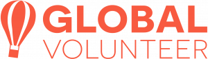 Global Volunteer logo Red 3