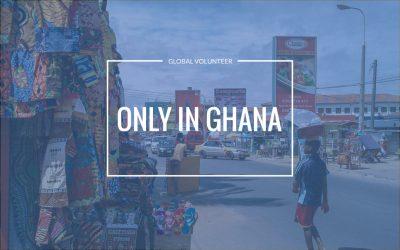 My Ghana Experience