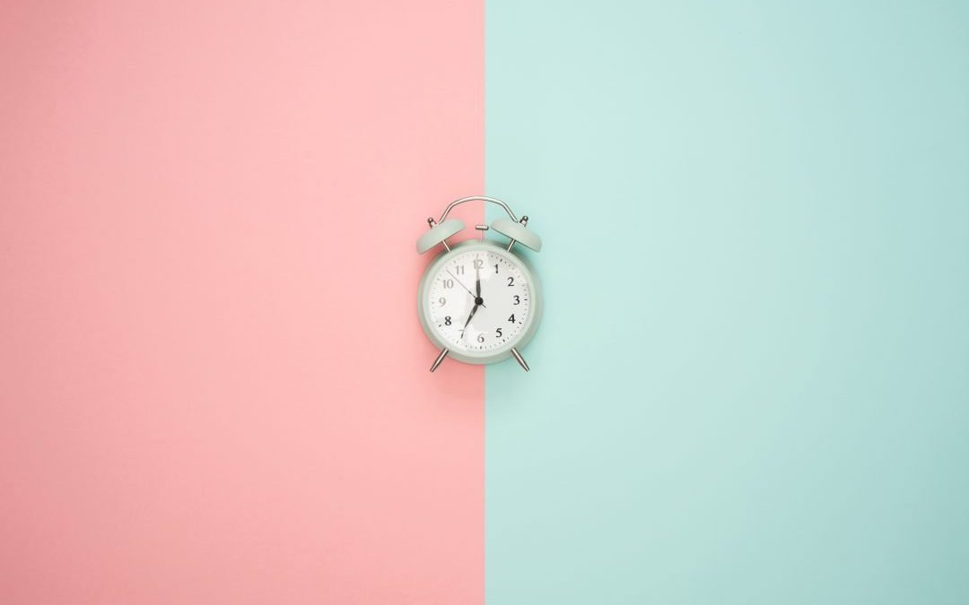 6 tips for better time management