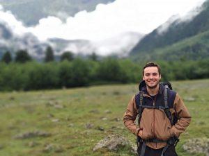 Volunteer in Georgia