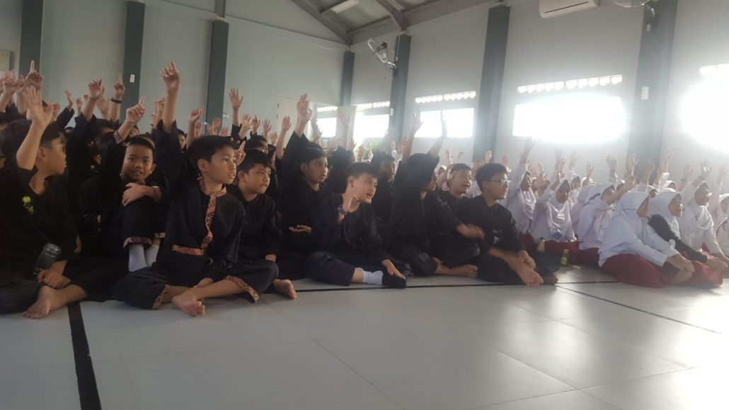 Global Volunteer Indonesia experience