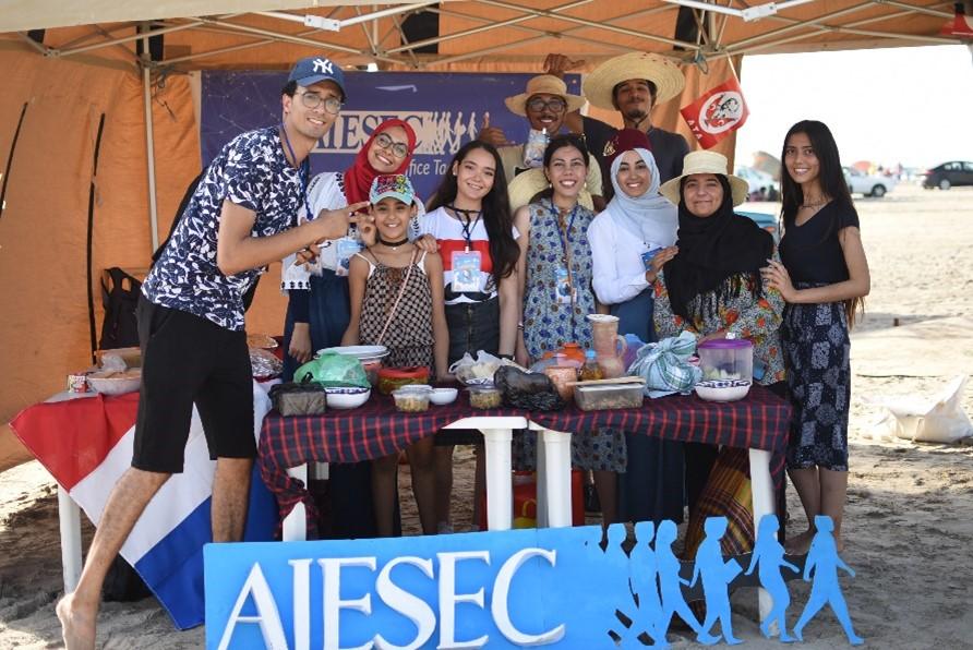exchange to the arab world with aiesec