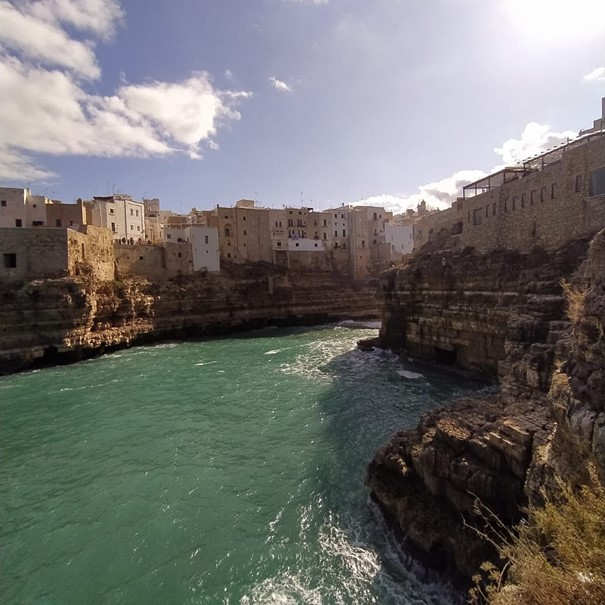 Go on weekend trips during your volunteering project in Italy