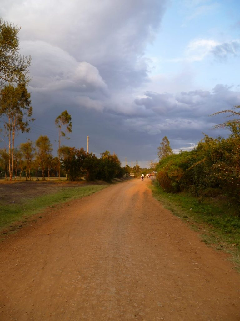 Travelling alone in Kenya