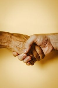 To achieve something, you need to work together and not point fingers