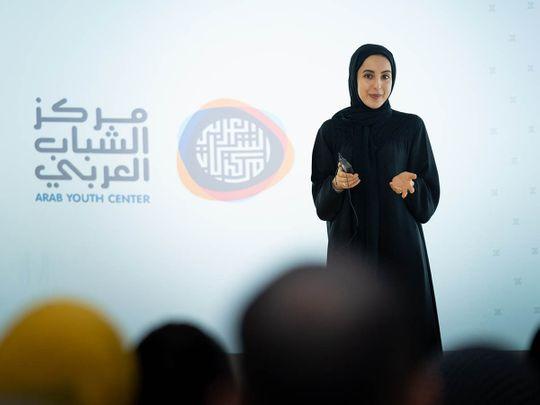 Shamma bint Suhail Faris Mazrui: one of the most inspiring young leaders